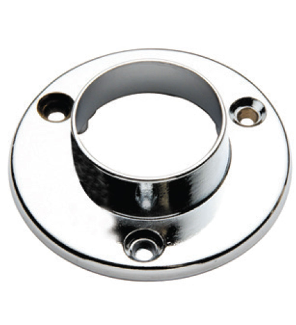 MF9039 – Round Flange With Screw