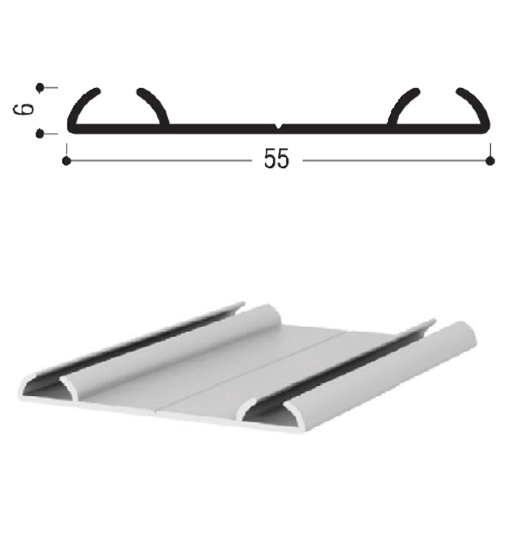MS1013 – Alüminyum Ray Profilleri